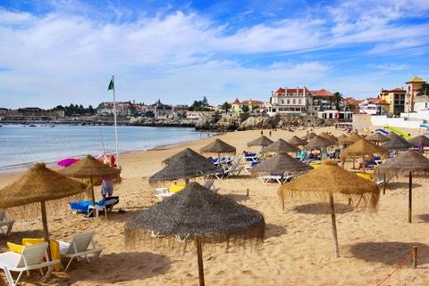 Rejser til Cascais, Portugal
