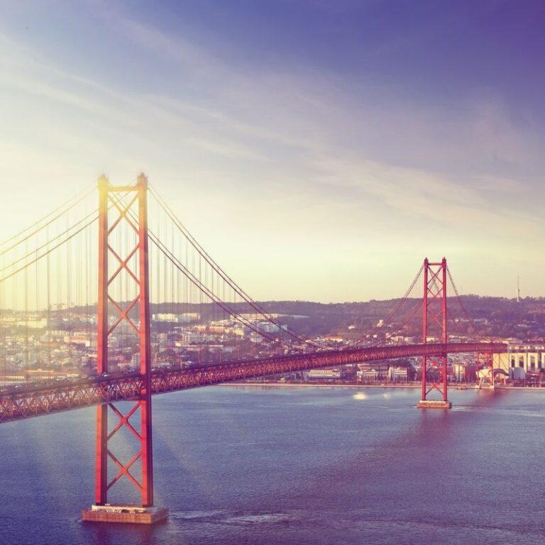 25 April broen Lissabon