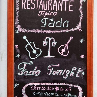 Fado i Portugal