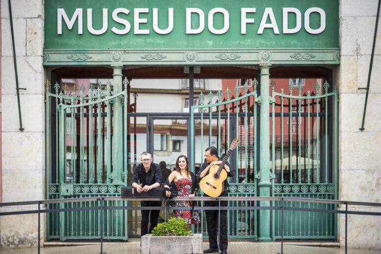Fado museum i Lissabon.